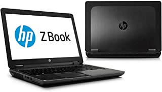 HP ZBOOK 15 Mobile Workstation Core i7-4810MQ 16 GB RAM 256 GB SSD 15,6 pulgadas NVIDIA Quadro K1100MQ Windows 10Pro Tecla...