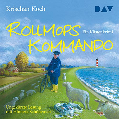 Rollmopskommando audiobook cover art