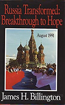 Russia Transformed Breakthrough to Hope 0029035155 Book Cover