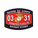 PatchOps Marine Corps PVC MOS Morale Patches (0331)