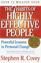 7 Habits Of Highly Effective People 15th Anniversary Edition: Powerful Lessons in Personal Change