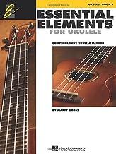 Essential Elements for Ukulele – Method Book 1: Comprehensive Ukulele Method Book PDF