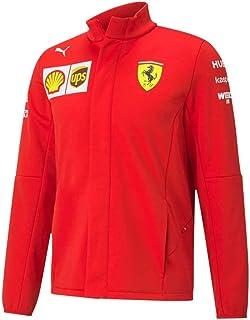 Ferrari Scuderia F1 Men's 2020 Team Softshell Jacket Red (XL)