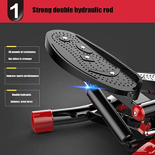 JKLL-Fitness-Exercise-Elliptical-Twister-Stepper-Upgraded-Quality-Steel-Easy-Under-Desk-Workout-Digital-Display-Resistance-Band-Elliptical-Trainer-Burns-15-More-Calories-Than-a-Exercise-Bike-SLXS