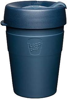 KeepCup 保温 再利用可能 ステンレススチールカップ Mサイズ 12オンス 340ml スプルース