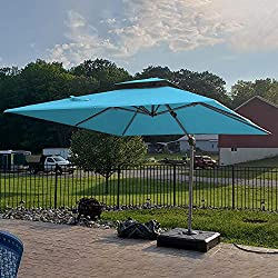 7 Best Pool Umbrellas and Accessories of 2020 - Reviews and Buying Guide 4