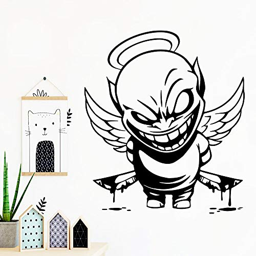 yaonuli Cartoon Monster Wandtattoo Wandaufkleber Baby Raumdekoration Material 75x142cm