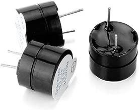 Ociodual 3X Zumbador 5V Buzzer Activo 4 a 7 Vdc. para Electronica Arduino Prototipos DIY