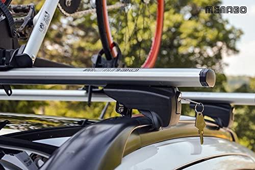 MENABO Barres de Toit Railing pour Suzuki - Vitara Dès 2015