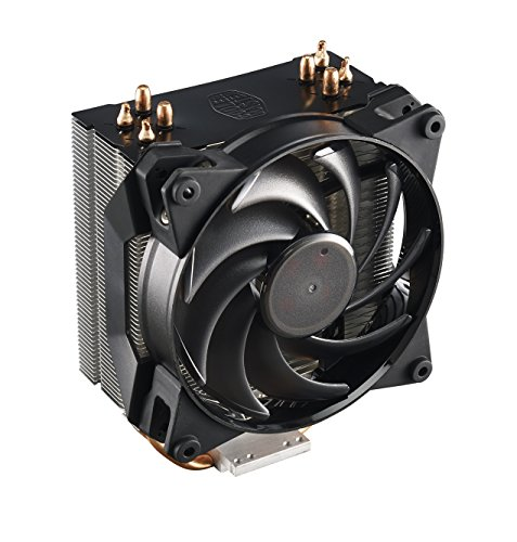 Cooler Master MasterAir Pro 4 CPU-Kühler '4 Heatpipes, 1x 120mm PWM Lüfter, 4-Pin (PWM)' MAY-T4PN-220PK-R1