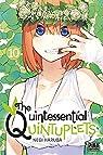 The quintessential quintuplets, tome 10 par Haruba