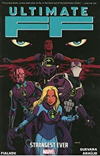 Ultimate FF: Strangest Ever (Fantastic Four) (0785154043) | Amazon price tracker / tracking, Amazon price history charts, Amazon price watches, Amazon price drop alerts