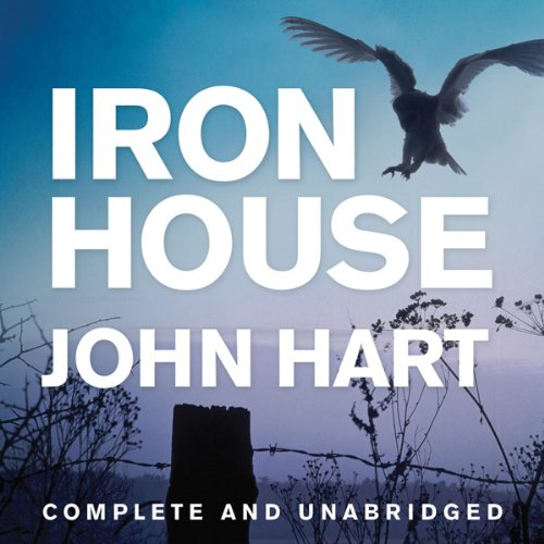 Iron House cover art