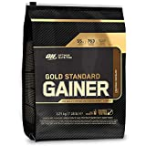 Optimum Nutrition Gold Standard Gainer - Chocolat, 16 Portions - Mass gainer - Proteines en poudre pour musculation prise de masse, 3,25 kg