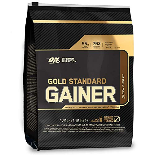 Optimum Nutrition Gold Standard Gainer, Chocolate - 3.25 kg