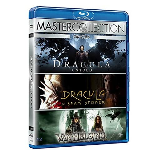 Dracula Collec. (Box 3 Br Dracula Untold, Bram Stoker'S Dracula, Van Helsing)