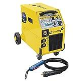 GYS gaz de protection soudage 170A, monophasé 230V, jaune, Smartmig 3P