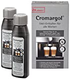 WMF Entkalker Cromargol Edel-Entkalker Kalk-Reiniger 2er-Pack für Kaffeemaschine,...