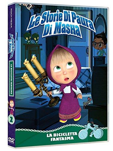 Le Storie di Paura di Masha- La Bicicletta Fantasma (DVD)
