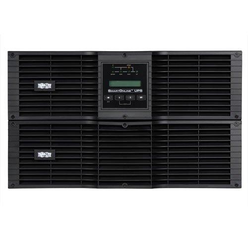 Tripp Lite SU10000RT3U 10000VA 9000W UPS Smart Online Rackmount 10kVA PDU 200-240V 6URM, 6 Outlets