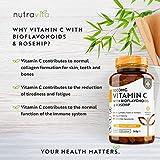 Zoom IMG-1 vitamina c 1000mg con bioflavonoidi