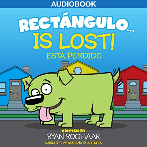 Rectángulo... Is Lost audiobook cover art