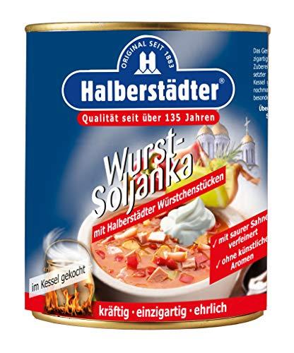 Halberstädter Wurst-Soljanka, 1er Pack (1 x 800 g)