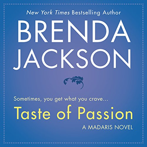 Taste of Passion audiobook cover art