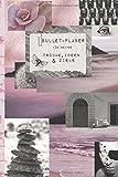 Bullet-Planer für meine Träume, Ideen und Ziele (rosa): gestalte dein kreatives Journal selbst, ob...