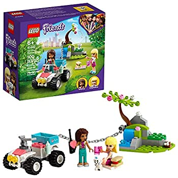 LEGO Friends Vet Clinic Rescue Buggy 41442 Building Kit  Vet Clinic Collectible Toys for Kids Aged 6+  Includes First-Aid Toy Accessories and Children's Vet Kit New 2021  100 Pieces