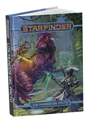 Devir - Starfinder Los Mundos del pacto (SFPACTO)