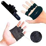 Nano Hertz Gym Fitness Handschuhe Atmungsaktive rutschfeste Trainingshandschuhe Gewichtheben...