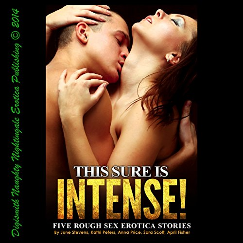 This Sure Is Intense!: (I Don't Know If I Can Handle It!) audiobook cover art