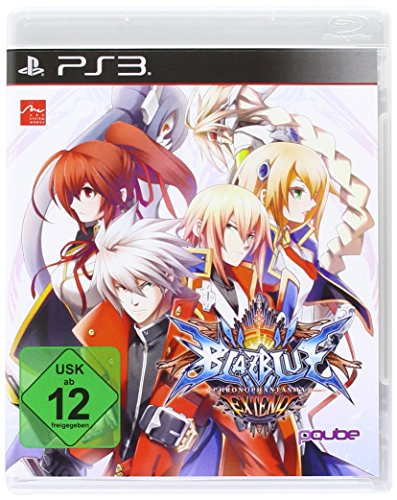 BlazBlue – Chrono Phantasma Extend