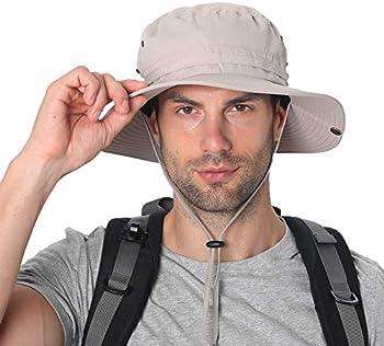 Aenmt Sun Protection Wide Brim Boonie Hat