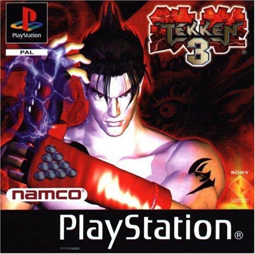 Tekken 3 - Platinum