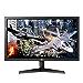 LG Ultragear 24GL600F-B 24 Inch Full HD Gaming Monitor with Radeon FreeSync Technology, 144Hz Refresh Rate, 1ms Response Time (2019) (Renewed)