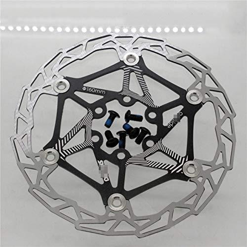 YXSMBP Freno de Bicicleta de montaña Disco de aleación de Aluminio DB680 FrenoMTB Línea de Bicicleta de Carretera Tirando dePinzas de Freno deDisco hidráulico Delanteras