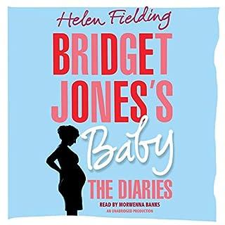 Bridget Jones's Baby audiobook cover art