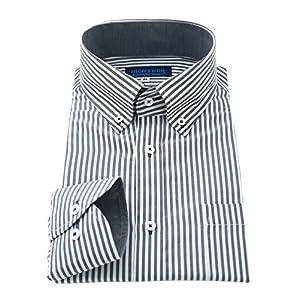 men's uno(メンズウーノ) 長袖ワイシャツ udue 形態安定 ノーアイロン メンズ uf2 002-M