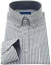 men's uno(メンズウーノ) 長袖ワイシャツ 形態安定 uaubuc ノーアイロン メンズ