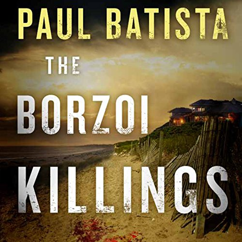 The Borzoi Killings audiobook cover art