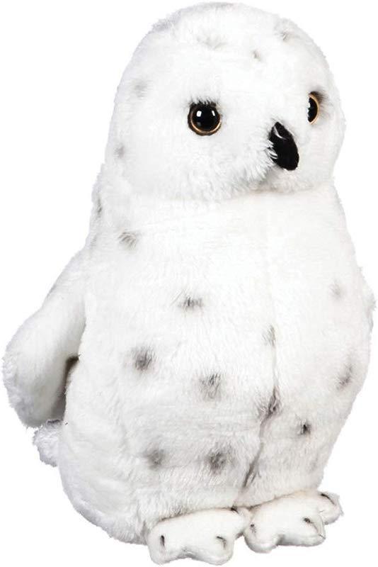 B Boutique 7PLSH466 Snowy Owl Bean Bag Multi Colored