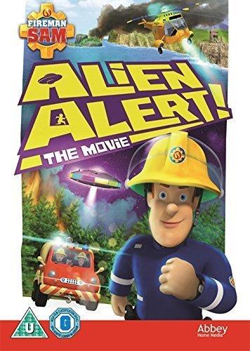 Fireman Sam - Alien Alert The Movie [Reino Unido] [DVD]