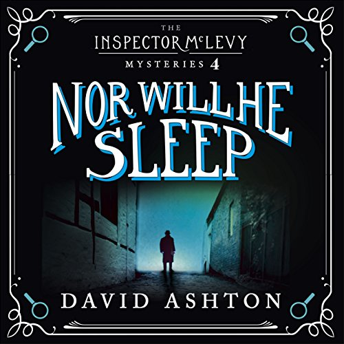 Nor Will He Sleep audiobook cover art