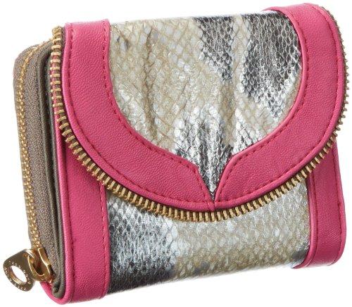 poodlebag® Exotic Remix Cash small pink Snake 3FL0313CASSP