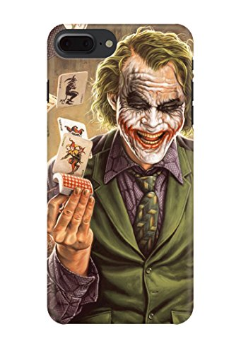 2019 Joker DC Comics Batman Harley Quinn Suicide Squad LOL Awesome 21 Designs .Full 3D Effect Phone Case Cover Shell for Apple iPhone and Samsung- One Plus 5-8