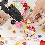 Heißklebepistole Tacklife GGO20AC 20W Heißklebepistole Klebepistole mit 5