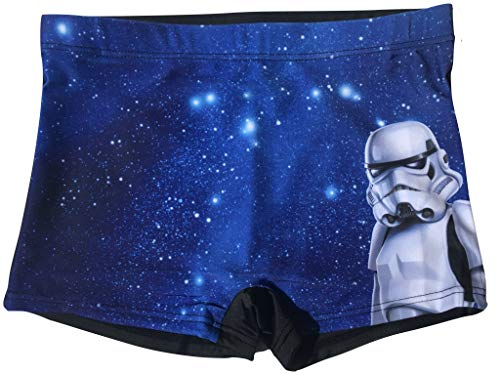 Star Wars Badeboxer (134-140, blau)