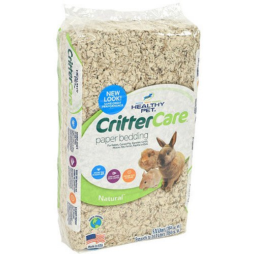 Crittercare: Light Brown/Natural For Small Animals...